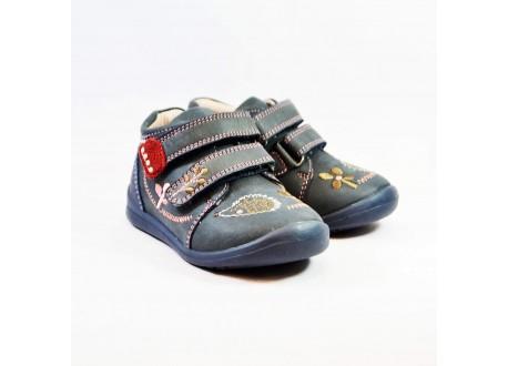 Ботинки Garvalin для девочек - модель - 151327A