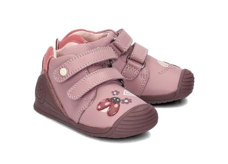 Ботинки Biomecanics для девочек - модель - 171135В