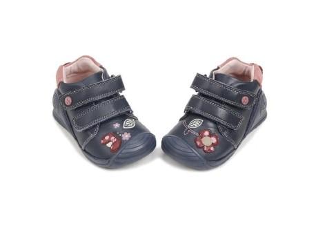 Ботинки Biomecanics для девочек - модель - 171135А