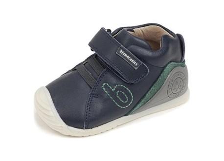 Ботинки Biomecanics для мальчиков - модель - 171146А