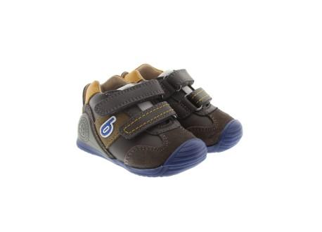 Ботинки Biomecanics для мальчика - модель - 181155В