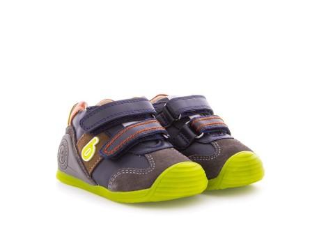 Ботинки Biomecanics для мальчика - модель - 181155А