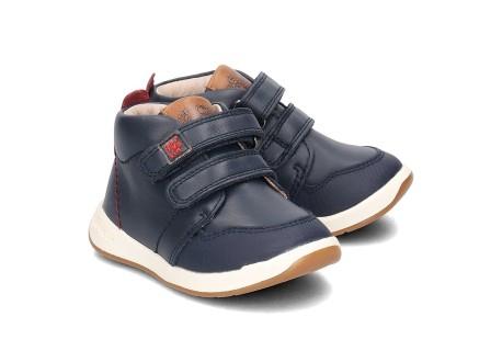 Ботинки Garvalin для мальчика - модель - 181320А