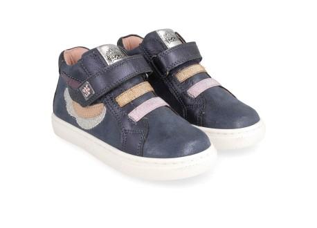 Ботинки Garvalin для девочки - модель - 181339А