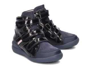 Демисезонные ботинки  Biomecanics девочки - модель - 171160А