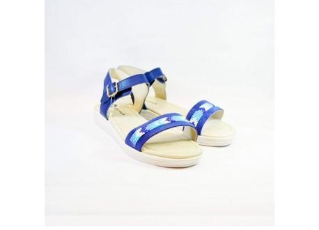 Сандали Garvalin для девочек - модель - 172628A