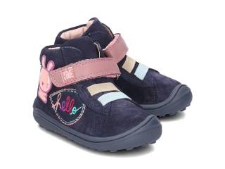 Ботинки Garvalin для девочек - модель - 171301А
