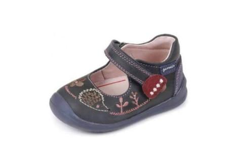 Туфли Garvalin для девочек - модель - 151326A