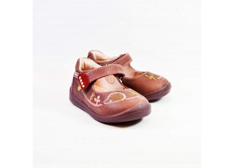 Туфли Garvalin для девочек - модель - 151326D