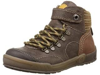 Демисезонные ботинки Garvalin для мальчика - модель - 151803В
