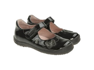 Туфли школьные Biomecanics для девочек - модель - 161111С