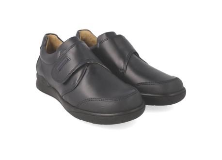Туфли школьные Biomecanics для мальчика - 161129B