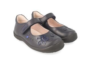 Туфли школьные Biomecanics для девочек - модель - 171110В