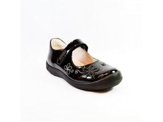 Туфли школьные Biomecanics для девочек - модель - 171110С