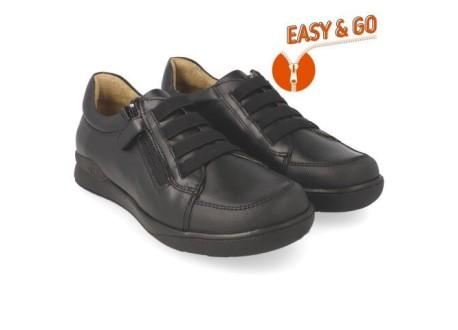 Ботинки школьные Biomecanics для мальчика - модель - 171125А