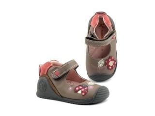 Туфли Biomecanics для девочек - модель - 171134С