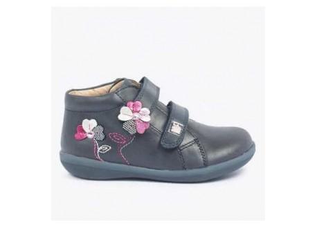 Ботинки Garvalin для девочки - модель - 171403В