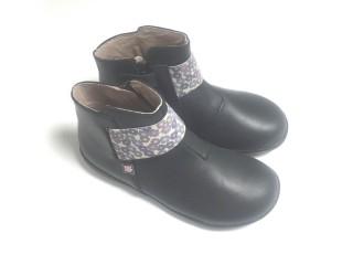 Ботинки Garvalin для девочки - модель - 171409А