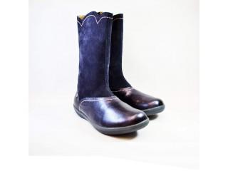 Демисезонные сапоги Garvalin для девочки - модель - 171410В
