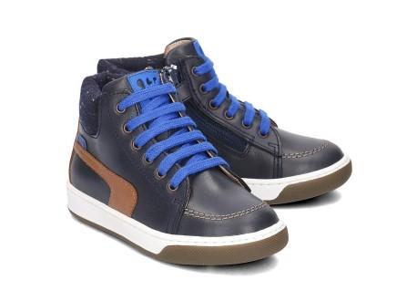 Демисезонные ботинки Garvalin для мальчика - модель - 171671А