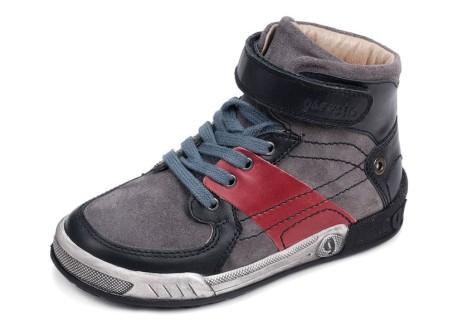 Демисезонные ботинки Garvalin для мальчика - модель - 171691А