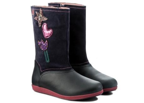 Демисезонные сапоги Agatha Ruiz De La Prada для девочки - модель - 171931А