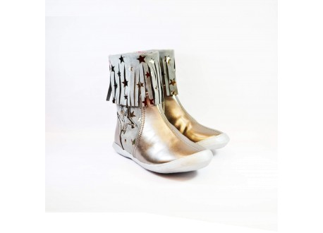 Демисезонные сапоги Agatha Ruiz De La Prada для девочки - модель - 171962В