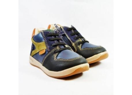 Ботинки Garvalin для  мальчика - модель - 181324А
