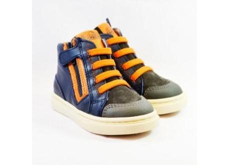 Ботинки Garvalin для мальчика - модель - 181336В