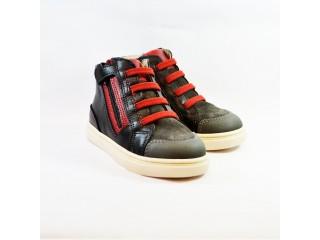 Ботинки Garvalin для мальчика - модель - 181336А
