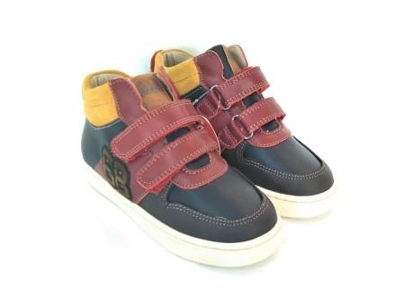Ботинки для мальчика Garvalin - модель - 181337А