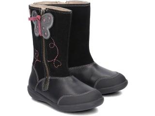 Демисезонные сапоги Garvalin для девочки - модель - 181402А