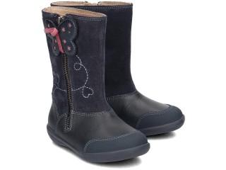Демисезонные сапоги Garvalin для девочки - модель - 181402В