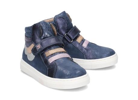 Ботинки Garvalin для девочки - модель - 181416А