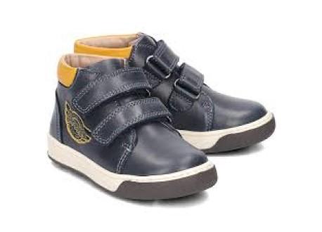 Ботинки Garvalin для мальчика - модель - 181620В