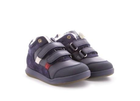 Ботинки Garvalin с мехом  - 181610AFB