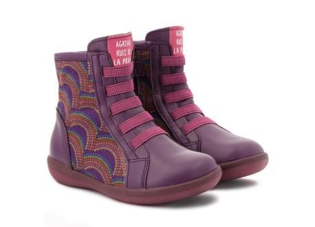 Демисезонные ботинки Agatha Ruiz De La Prada - модель - 181939В