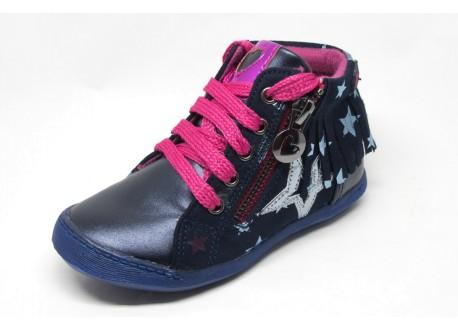 Демисезонные ботинки  Agatha Ruiz De La Prada для девочки - модель - 171961А