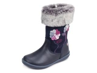 Зимние сапоги Garvalin для девочки - модель - 171404А-FB